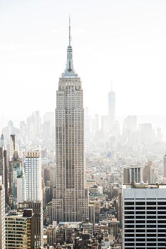 Steeple「USA, New York City, Empire State Building」:スマホ壁紙(16)