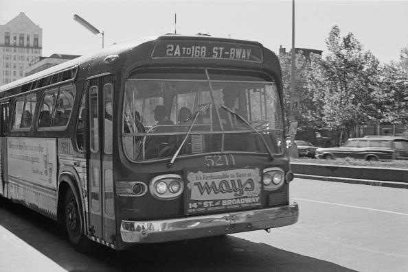 Michael Ochs Archives「New York Bus」:写真・画像(8)[壁紙.com]