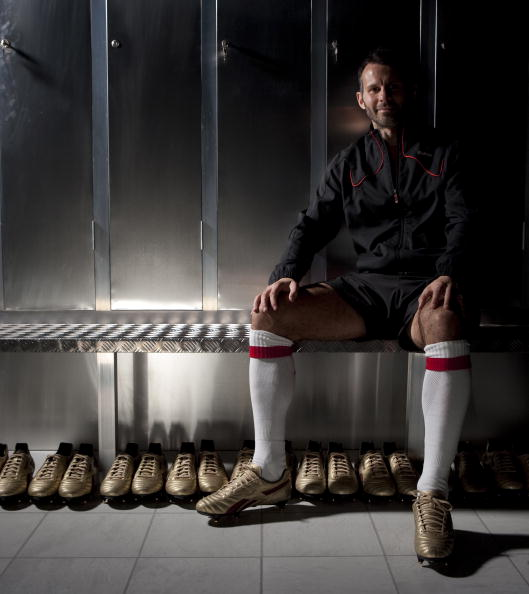 Club Soccer「Ryan Giggs Portraits」:写真・画像(18)[壁紙.com]