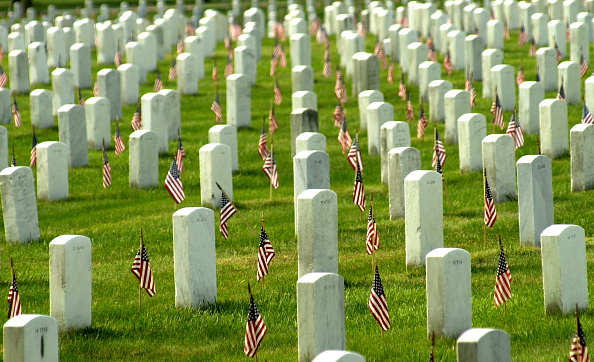 US Memorial Day「Memorial Day Ceremonies」:写真・画像(1)[壁紙.com]