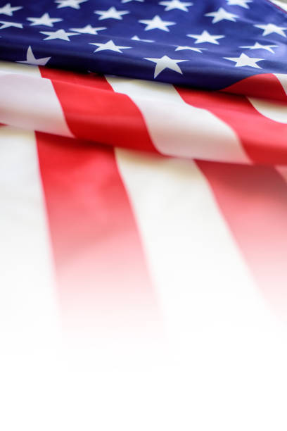 American Flag Close Up:スマホ壁紙(壁紙.com)
