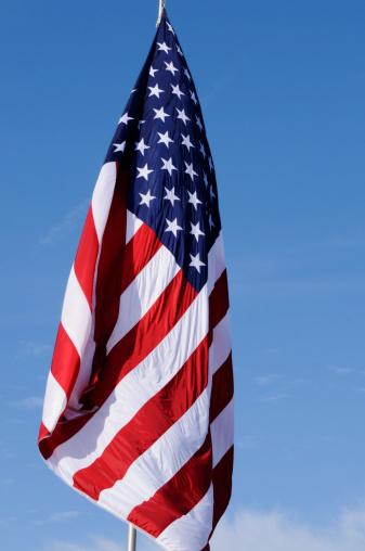 Fourth of July「American Flag」:スマホ壁紙(5)