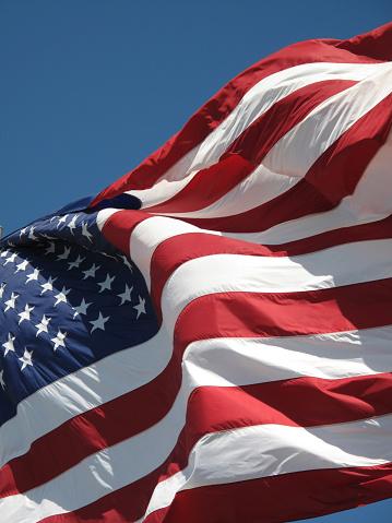 Fourth of July「American Flag」:スマホ壁紙(14)