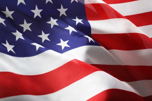Blurred Motion「American Flag」:スマホ壁紙(10)