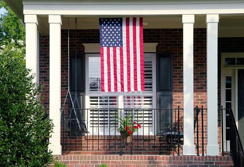 Outdoor Chair「American Flag」:スマホ壁紙(9)
