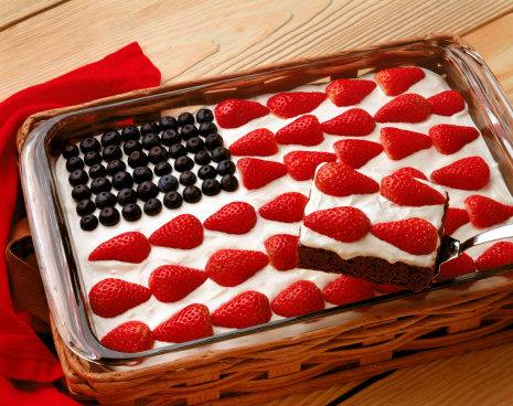 Annual Event「American flag cake」:スマホ壁紙(17)