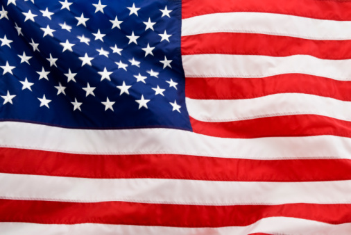 Mid-Atlantic - USA「American Flag」:スマホ壁紙(2)