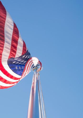 星空「American Flag」:スマホ壁紙(14)
