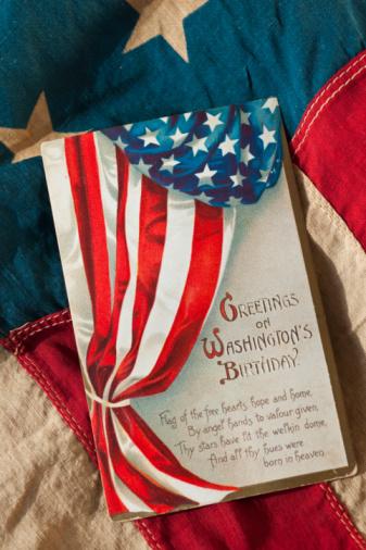 Birthday Card「American flag」:スマホ壁紙(17)