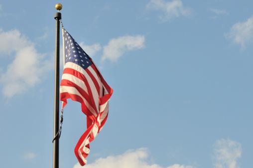 Fourth of July「American Flag」:スマホ壁紙(19)