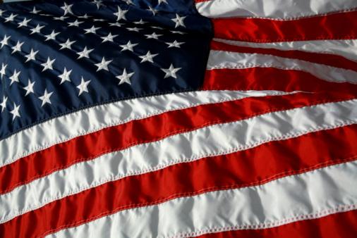 Embroidery「American Flag」:スマホ壁紙(13)