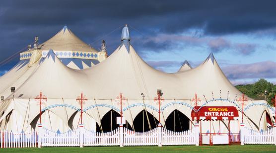 Circus Tent「Circus entrance」:スマホ壁紙(0)