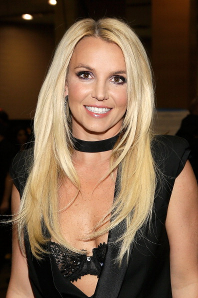 Britney Spears「iHeartRadio Music Festival - Day 2 - Backstage」:写真・画像(0)[壁紙.com]