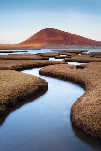 Outer Hebrides「Rodel saltmarsh, Isle of Harris, Scotland」:スマホ壁紙(15)