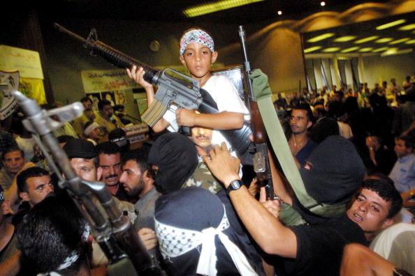 Middle East「Al-Aqsa Martyrs Brigades in the Gaza Strip」:写真・画像(14)[壁紙.com]
