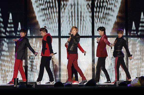 Chung Sung-Jun「K-Pop Festival in Gangwon 2013」:写真・画像(5)[壁紙.com]