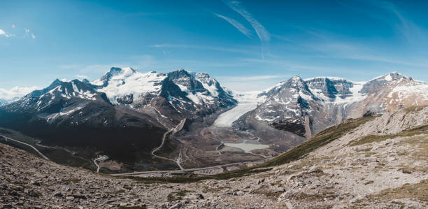 Athabasca Glacier, Alberta, Canada:スマホ壁紙(壁紙.com)