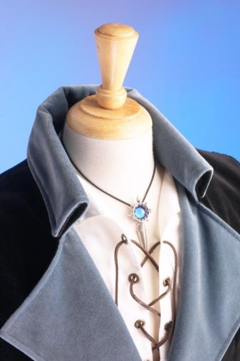 ベロア「Medieval pendant and costume」:スマホ壁紙(7)