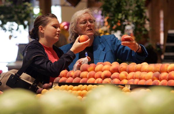 Fruit「New Safeway Opens With Focus On Organic Goods」:写真・画像(10)[壁紙.com]