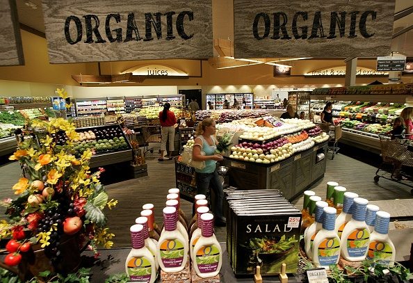 野菜・フルーツ「New Safeway Opens With Focus On Organic Goods」:写真・画像(7)[壁紙.com]