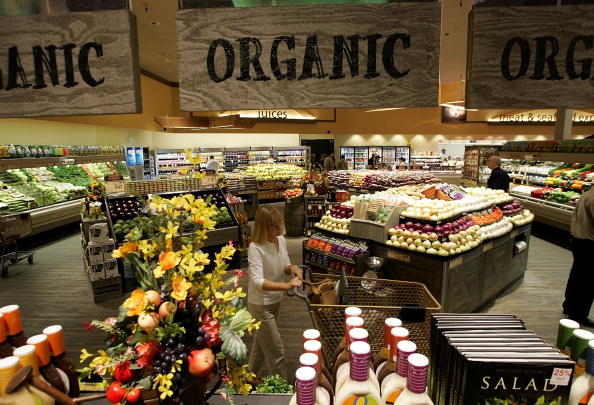 Vegetable「New Safeway Opens With Focus On Organic Goods」:写真・画像(10)[壁紙.com]