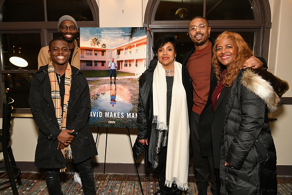 "Tarell Alvin McCraney「OWN Presents First Look Of New Drama ""David Makes Man"" At The 2019 Sundance Film Festival」:写真・画像(1)[壁紙.com]"