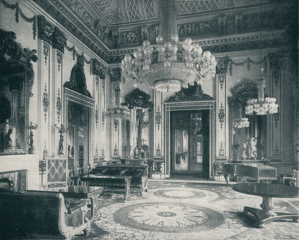 Door「'The White Drawing-Room at Buckingham Palace', c1899, (1901)」:写真・画像(16)[壁紙.com]