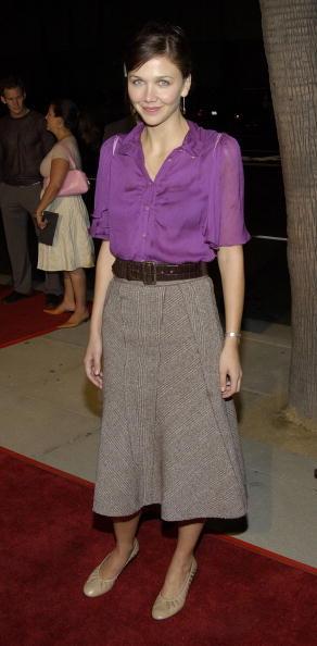 Touchstone Pictures「Maggie Gyllenhaal At Moonlight Mile Screening」:写真・画像(13)[壁紙.com]