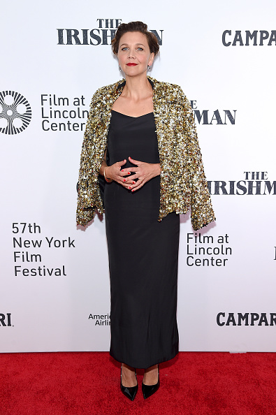 "Sequin Jacket「57th New York Film Festival - ""The Irishman"" Arrivals」:写真・画像(0)[壁紙.com]"