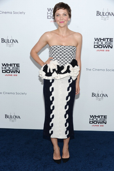 "Knitted「""White House Down"" New York Premiere - Arrivals」:写真・画像(10)[壁紙.com]"