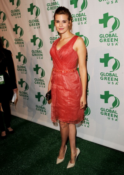 The Avalon - Hollywood「Global Green USA's 9th Annual Pre-Oscar Party Supporting Green Schools and Green Communities - Red Carpet」:写真・画像(14)[壁紙.com]