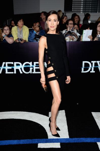 マギー Q「Premiere Of Summit Entertainment's 'Divergent' - Arrivals」:写真・画像(8)[壁紙.com]