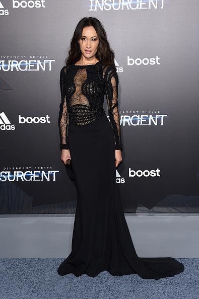 マギー Q「'The Divergent Series: Insurgent' New York Premiere - Arrivals」:写真・画像(7)[壁紙.com]
