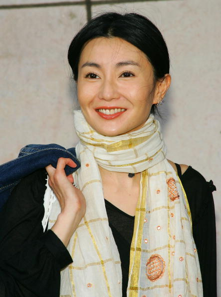 The Walter Reade Theater「Maggie Cheung Arrives At Walter Reade Theater」:写真・画像(10)[壁紙.com]