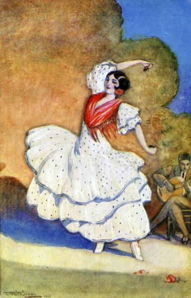 Cultures「Flamenco dancer」:写真・画像(16)[壁紙.com]