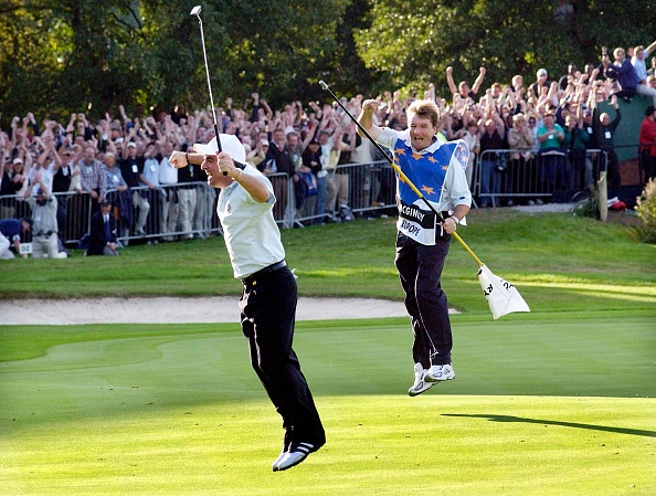 Best shot「Ryder Cup at the Belfry Sutton Coalfield 2002」:写真・画像(4)[壁紙.com]