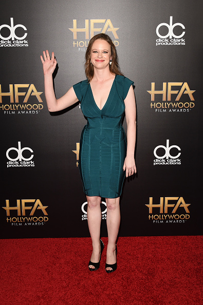Bandage Dress「19th Annual Hollywood Film Awards - Arrivals」:写真・画像(4)[壁紙.com]