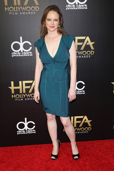 Bandage Dress「19th Annual Hollywood Film Awards - Arrivals」:写真・画像(5)[壁紙.com]