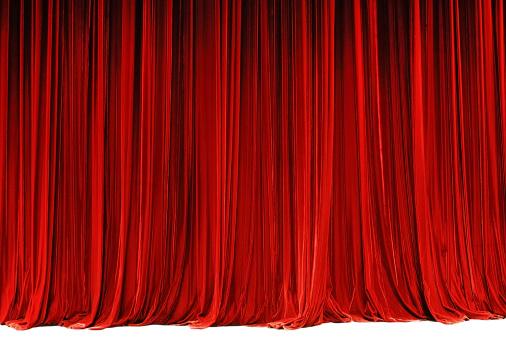 Curtain「red drape」:スマホ壁紙(8)