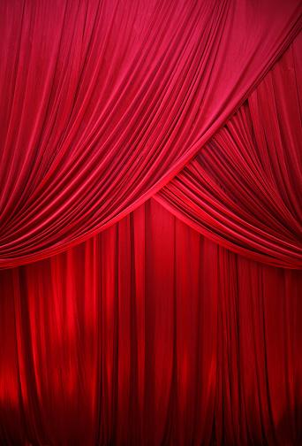 Silk「Red drape」:スマホ壁紙(15)