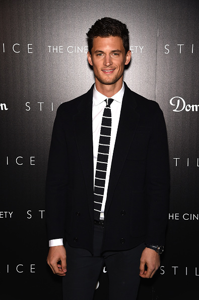 """Dimitrios Kambouris「The Cinema Society With Montblanc And Dom Perignon Host A Screening Of Sony Pictures Classics' """"Still Alice"""" - Arrivals」:写真・画像(13)[壁紙.com]"""