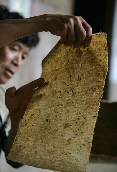 Village「Traditional Handmade Paper Manufactured From Bamboo In Tianwan」:写真・画像(13)[壁紙.com]