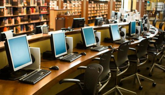 コンピューター「コンピュータのスクール形式」:スマホ壁紙(11)