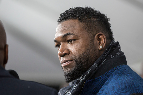 David Ortiz「Patriots Day - Special Boston Red Carpet Screening」:写真・画像(11)[壁紙.com]