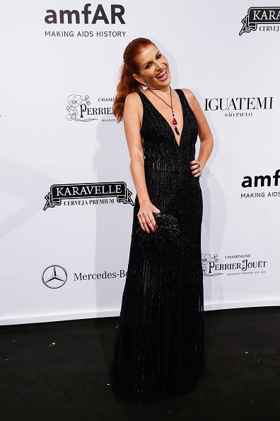 ディーニョ・ディニス「2018 amfAR Gala Sao Paulo - Arrivals」:写真・画像(2)[壁紙.com]
