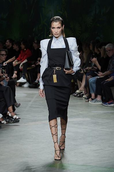 Spring Summer Collection「Versace - Runway - Milan Fashion Week Spring/Summer 2020」:写真・画像(11)[壁紙.com]