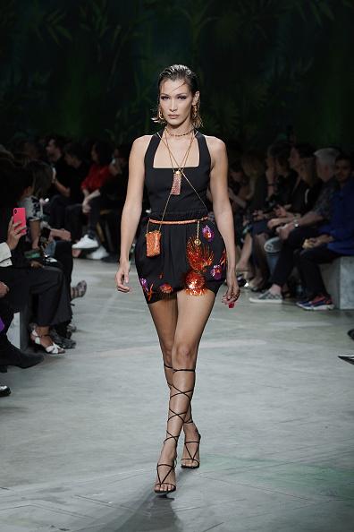 Spring Summer Collection「Versace - Runway - Milan Fashion Week Spring/Summer 2020」:写真・画像(18)[壁紙.com]