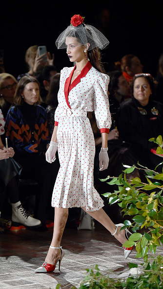 Polka Dot「Rodarte - Runway - February 2020 - New York Fashion Week: The Shows」:写真・画像(14)[壁紙.com]