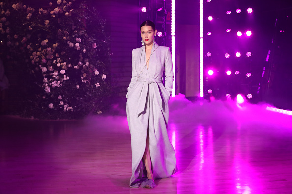 ニューヨークファッションウィーク「Brandon Maxwell - Runway - February 2018 - New York Fashion Week」:写真・画像(4)[壁紙.com]