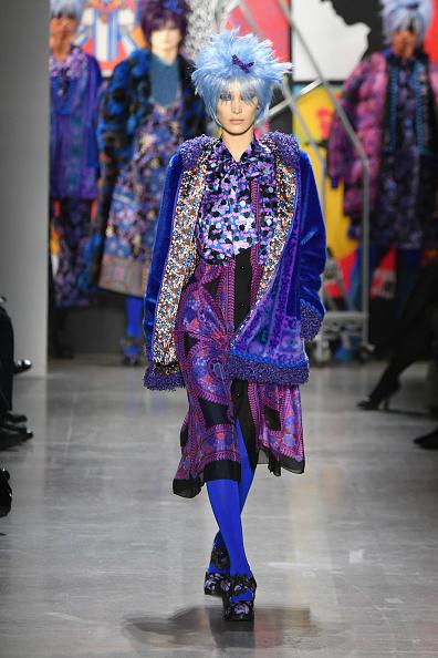 ニューヨークファッションウィーク「Anna Sui - Runway - February 2019 - New York Fashion Week: The Shows」:写真・画像(6)[壁紙.com]